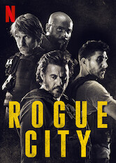 Search netflix Rogue City